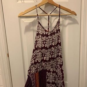 Earthbound Trading Co. Patterned Maxi Dress